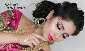 indian wedding hairstyles bridal updo