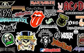 wallpaper logo emblem rock rock