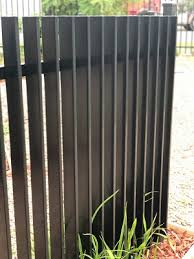 New Fence Trends