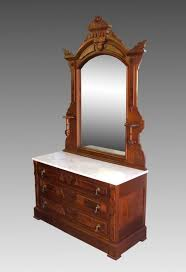 26 victorian marble top dresser with
