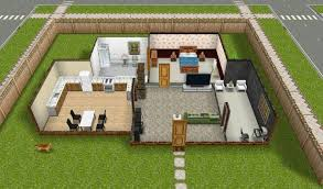 the sims freeplay house sims house