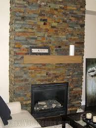 slate with darker mantle for wet bar