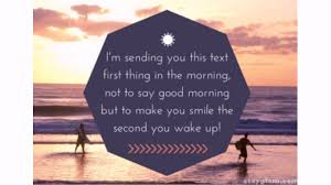 105 sweet goodmorning messages for her