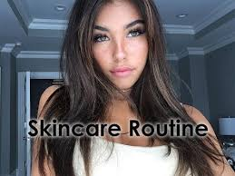 madison beer l skincare routine 2016