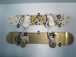 burton board wall mounts snowboard