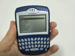 BlackBerry 6230 - Blue (Unlocked ...