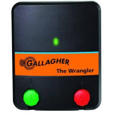 Gallagher M100 Wrangler 110 Volt Fence Energizer Horse Com