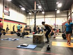 iron core crossfit home