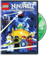 Mua LEGO NINJAGO: Masters of Spinjitzu: Season 7 (DVD) trên Amazon ...