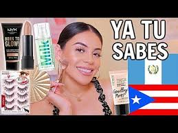 my first makeup tutorial in spanish