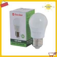 Bóng đèn LED BULB Tròn 3W Model: LED A45N1/3W