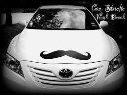 The Popularity Of The Moustache Trend Is Very Unusual It Not Only Affects Men But Women And Children As Well Men Are Growing Them And Vinyl Decals Car Vinyl