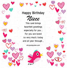 birthday quotes for teenage niece funpro
