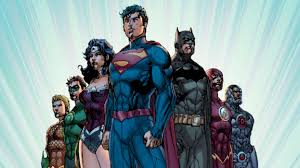 new 52 justice league superman batman