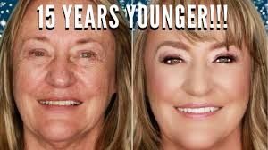 how to look 15 years younger with a