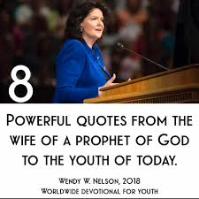 8 powerful quotes from Wendy W. Nelson at the World wide ...