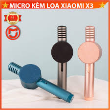 Micro Karaoke Xiaomi Hoho X3, kèm loa bluetooth, pin 1800Mah giảm chỉ còn  488,000 đ