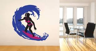 Surf Wall Decal Dezign With A Z