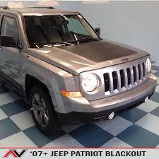Jeep Patriot Hood Blackout 2007 Alphavinyl