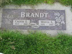 Wanda Adele Richardson Brandt (1926-1995) - Find A Grave Memorial