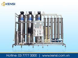 Thị trường cung cấp hệ thống máy lọc nước công nghiệp RO