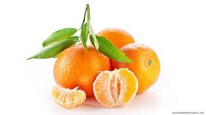 orange fruit mandarin orange