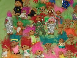 russ dam tnt troll dolls costume