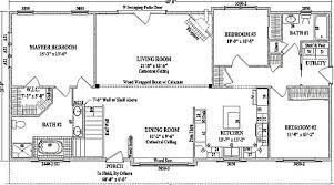 rustic by wardcraft homes ranch floorplan