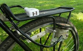 homemade usb bike generator envirogadget