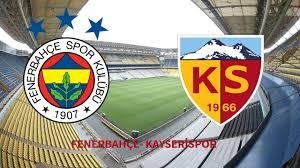 Fenerbahçe - Kayserispor link | FB-Kayseri canlı izle justin tv ...