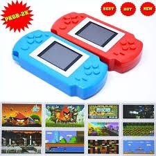 Máy chơi game cầm tay 268 in 1 HKB 505 - máy chơi game huyền thoại - rất  giải trí cho các bạn