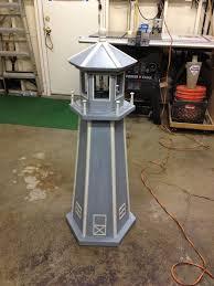 garden lighthouse by plantek
