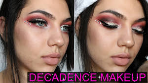 decadence rave makeup day 1 you