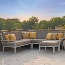 furniture patio sectional