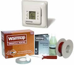 warmup undertile heating uk bathrooms