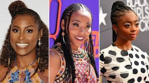 black braided hairstyles to try in 2019