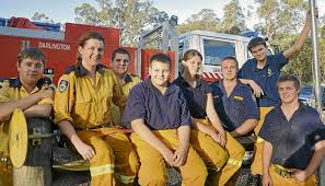 Darlington's young firefighters keen to take call | The Singleton Argus |  Singleton, NSW