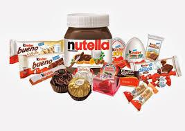 حاجات حلوه احلى منتجات الشوكولاته التى قدمتها كيندر صور جميلة