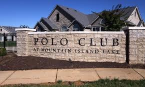 the polo club at mounn island lake