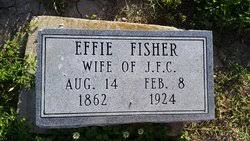 Effie Fisher (1862-1924) - Find A Grave Memorial