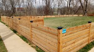 Privacy Fence In Kansas City Vinyl Fencing Kc