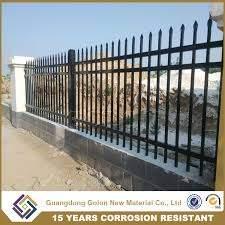 China Aluminium Swimming Pool Fence Panels China Wrought Iron Fence And Galvanized Iron Guardrail Price
