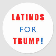 Hispanics For Trump Stickers 100 Satisfaction Guaranteed Zazzle
