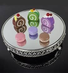 alloy metal cake dessert snack rack