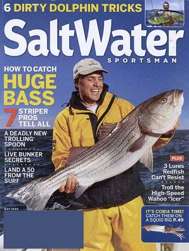 Image result for SaltWater Sportsman magazine subscription