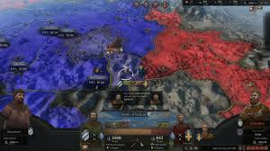 A Battle in Crusader Kings 3 ...