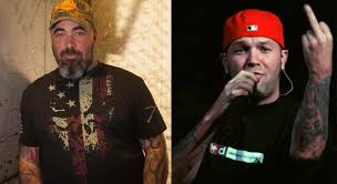Staind's frontman Aaron Lewis says Fred Durst is like the Dalai Lama