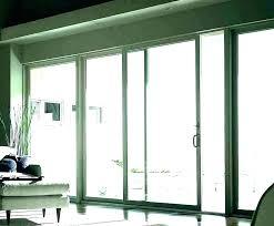 sliding doors exterior glass
