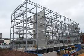 steel frame acmodates innovation