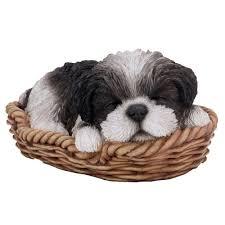 hi line gift wicker basket black white